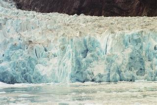 Tracy Arm Fjord Glacier