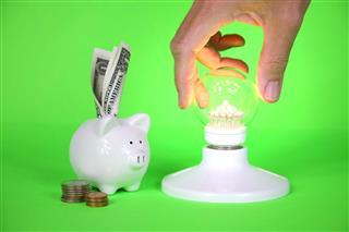 Money Saving Led Bulb