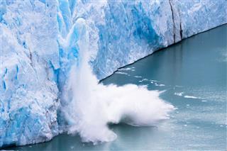 Falling Down Glacier