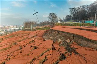 Landslide Effects