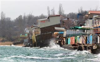 Coastal Erosion Houses