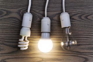 Led Lamp Saves Money