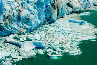Pieces Of Glacier