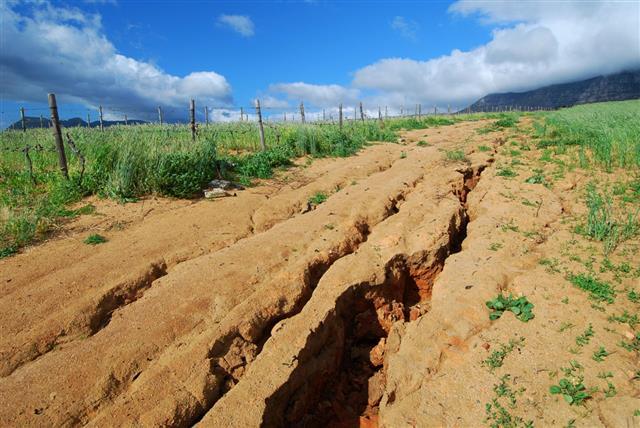 Soil Erosion Africa