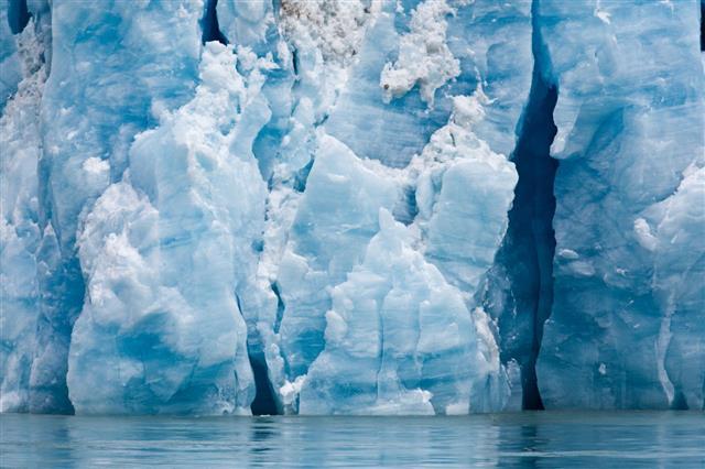 Pieces Of Dawes Glacier