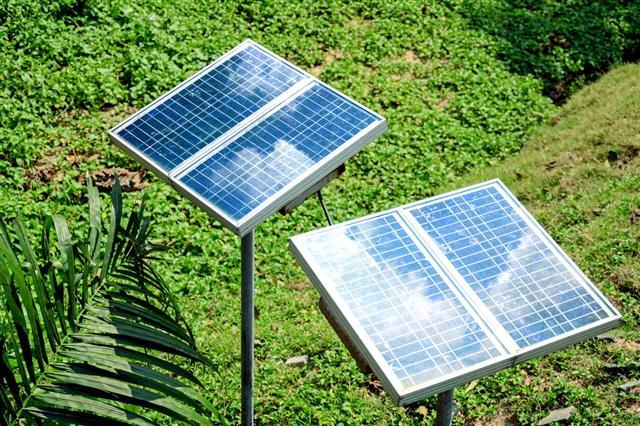 Small Size Solar Panels