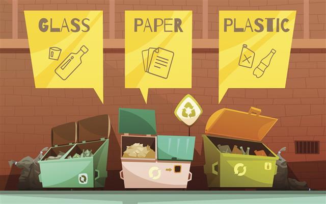 Garbage Waste Sorting