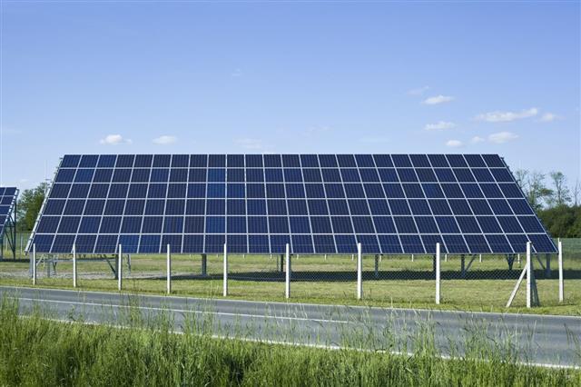 Solar Panel Collector