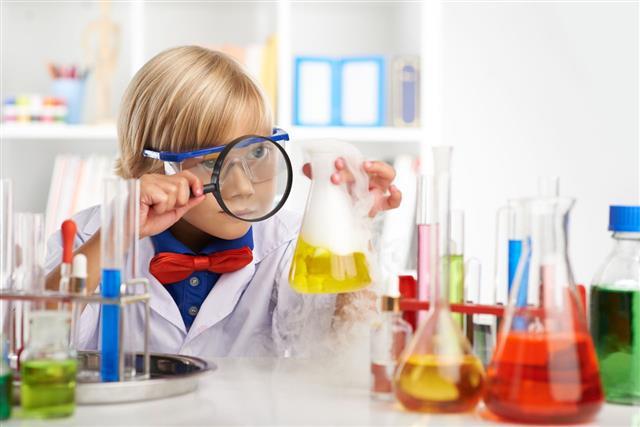 Examining Fuming Acid