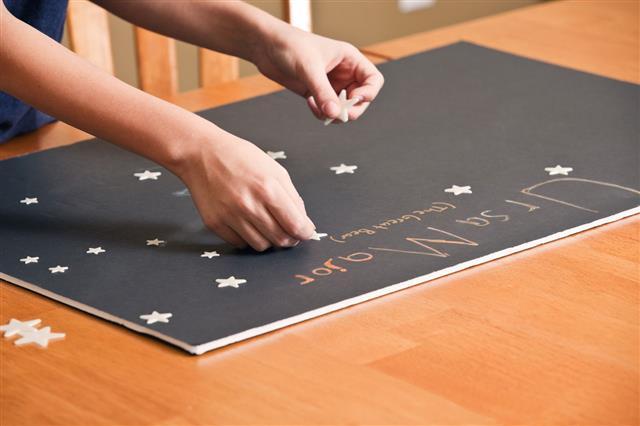 Constructing Ursa Major Constellation Project