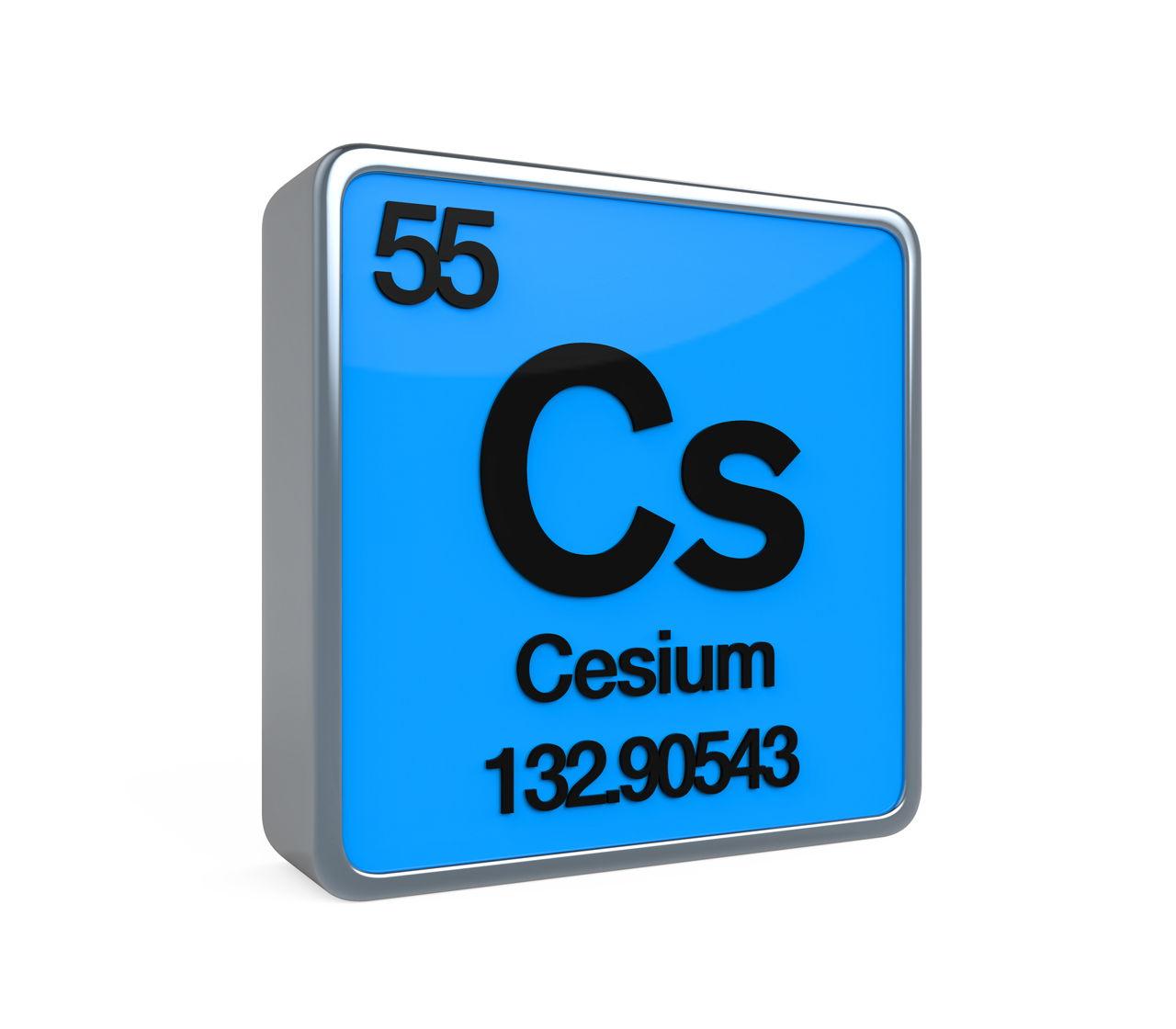 List of radioactive elements cesium element of periodic table buycottarizona Images