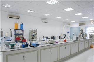 College Laboratory