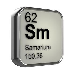 Samarium Element