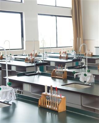 Empty Laboratory