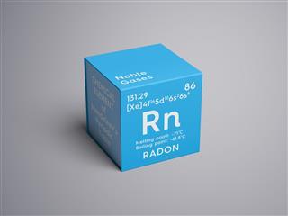 Radon Element Of Mendeleevs Periodic Table