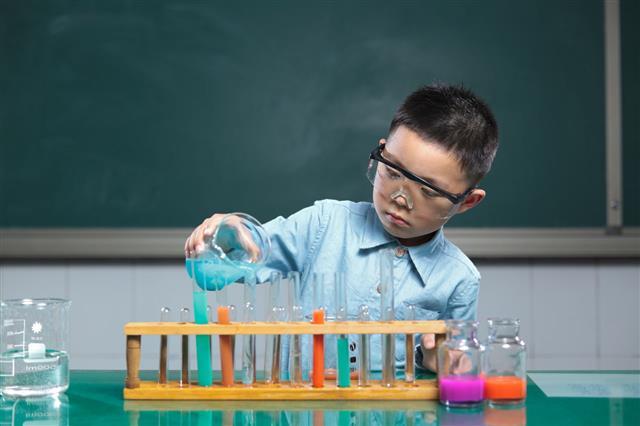 Crazy Little Scientist
