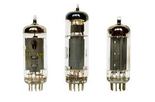 Old Vacuum Tubes