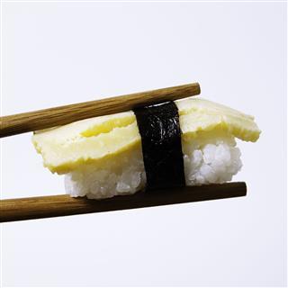 Japanese Sushi Omelette