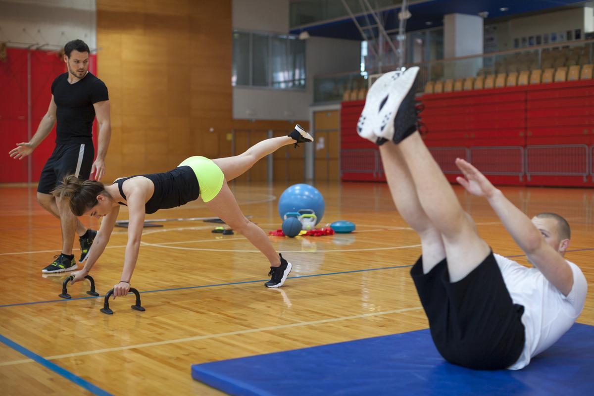 Stomach Flattening Exercises for Men