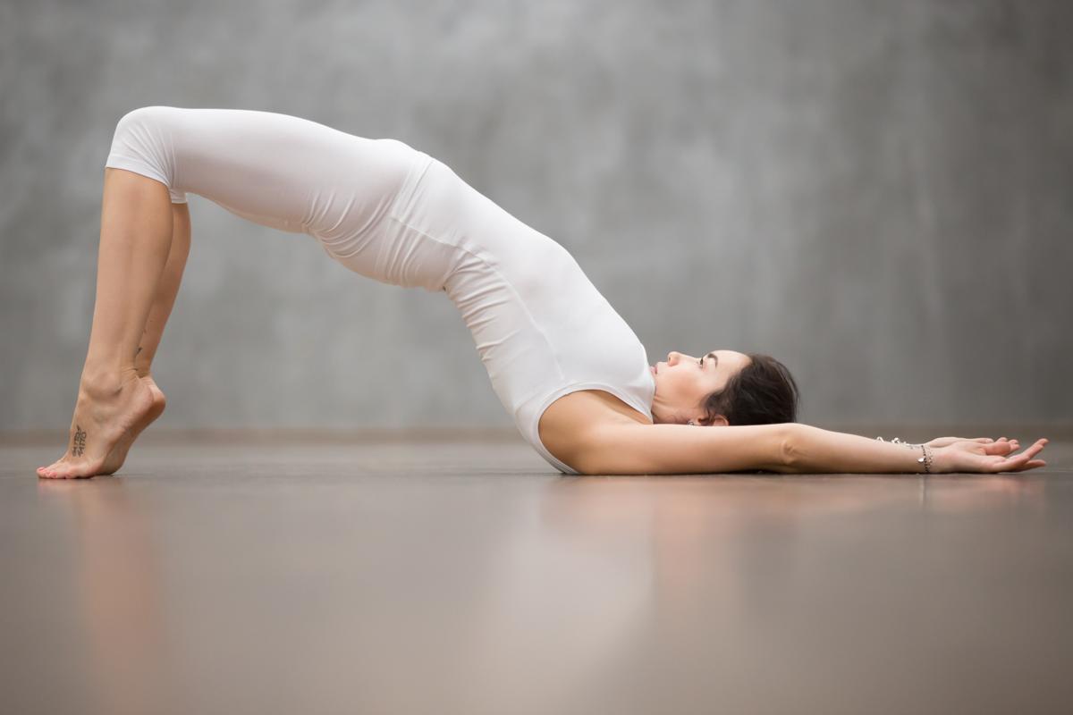 Beginning Yoga at Home: Printable Yoga Exercises