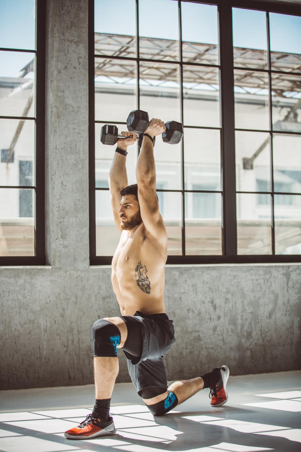 Leg Exercises for Men