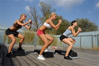 Aerobic Dance Moves