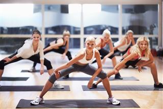 Great Aerobics Instructor