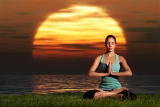 Yogi sunrise