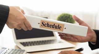Schedule file