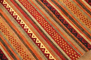 Rug Blanket Southwestern Mexican