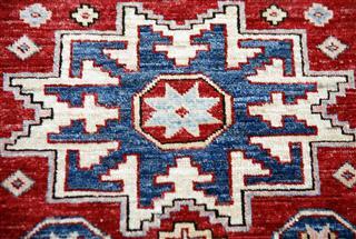 Indian Rug Detail