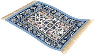 Magic Carpet Blue
