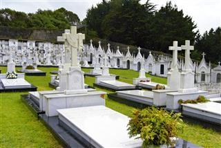 Cemetery Luarca