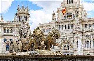 Cibeles Square Madrid