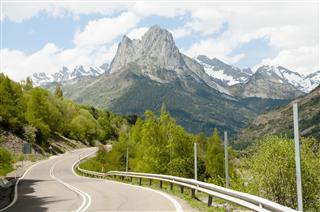 Pyrenees Mountains Spain