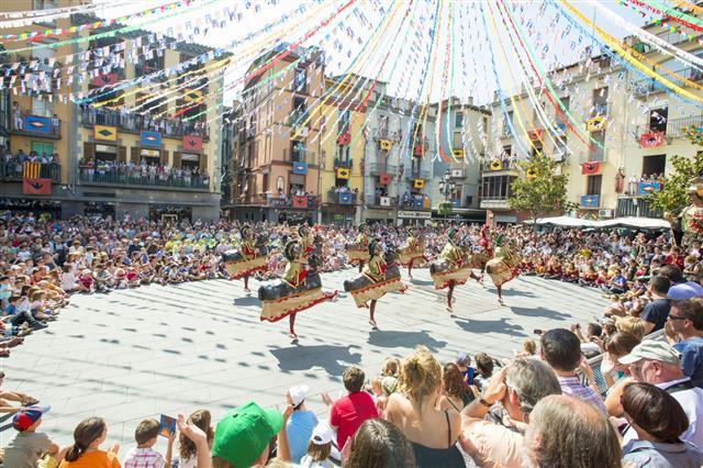 Cavallets Dancing