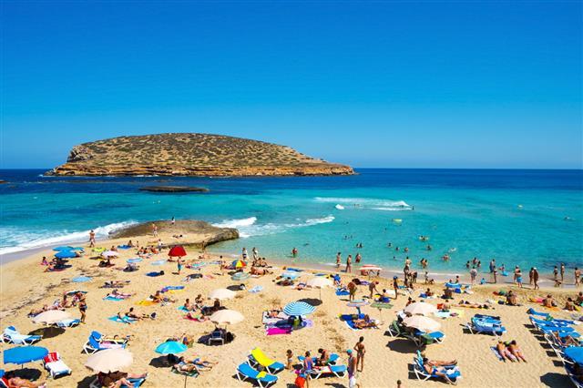 Ibiza Island Spain