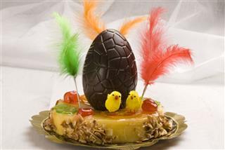 Spanish Cuisine Easter Cake