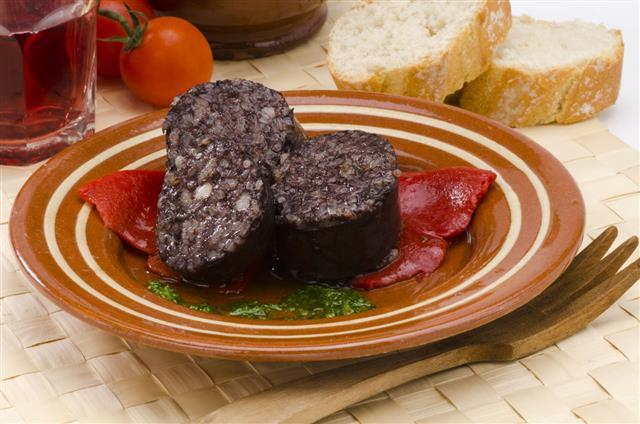 Morcilla De Burgos Spanish Black Pudding