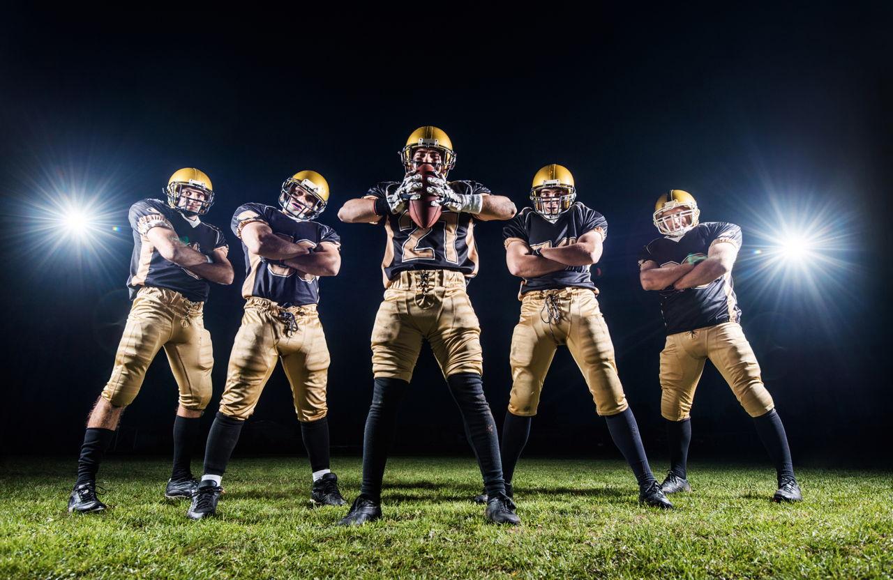 Sports football american