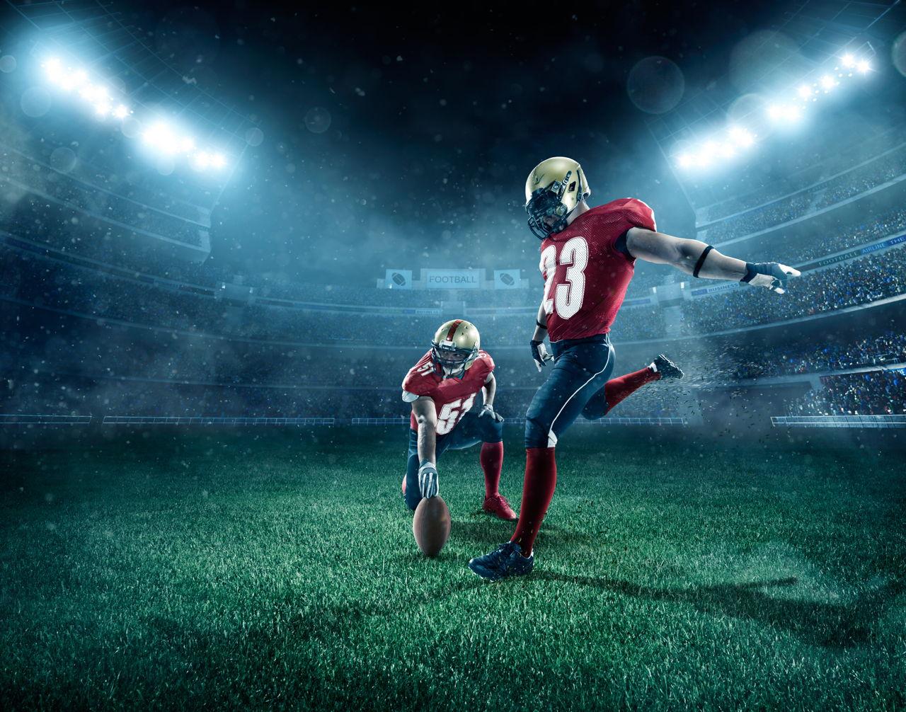 Superbowl Kick Off
