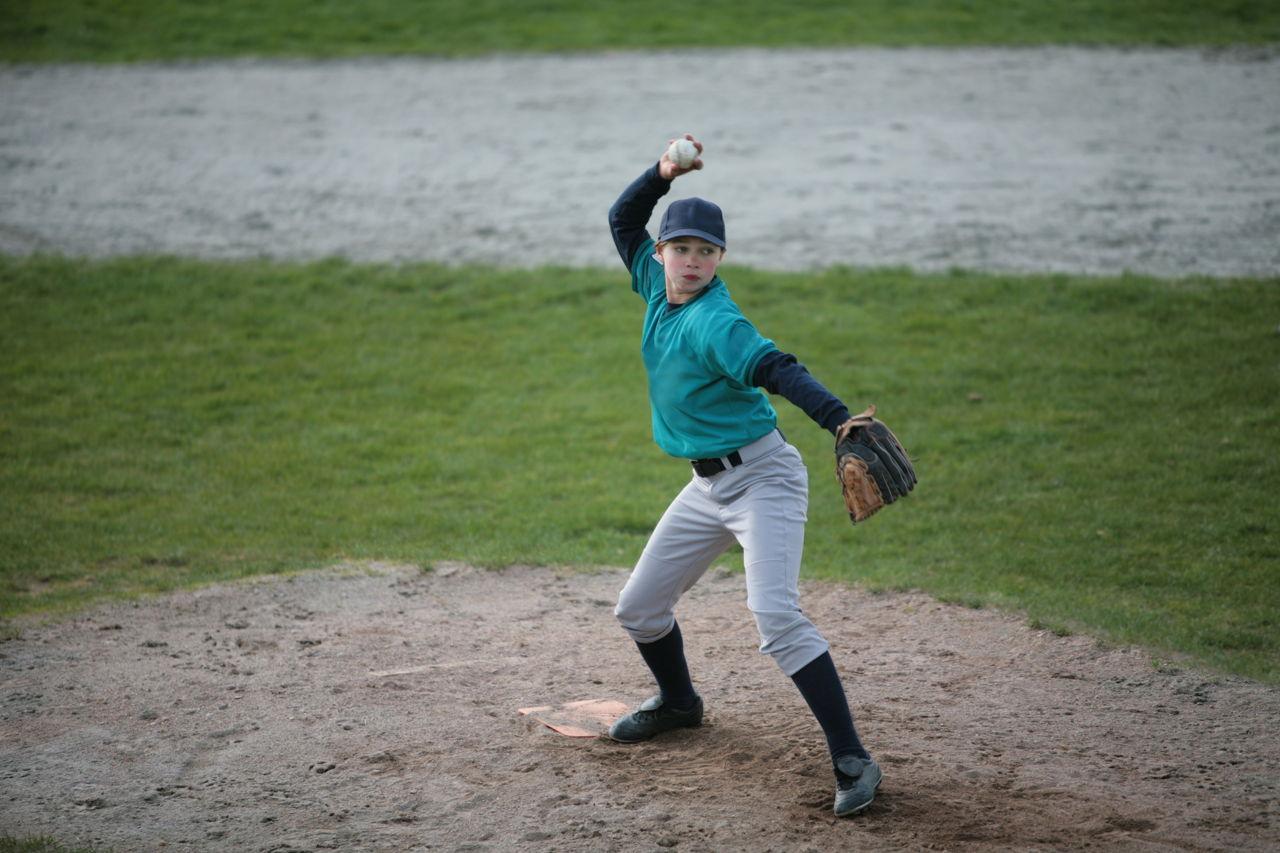 Softball Pitching Rules