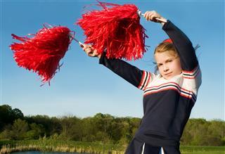 Little Cheerleader