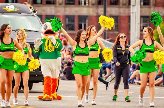 Portland Grand Floral Parade