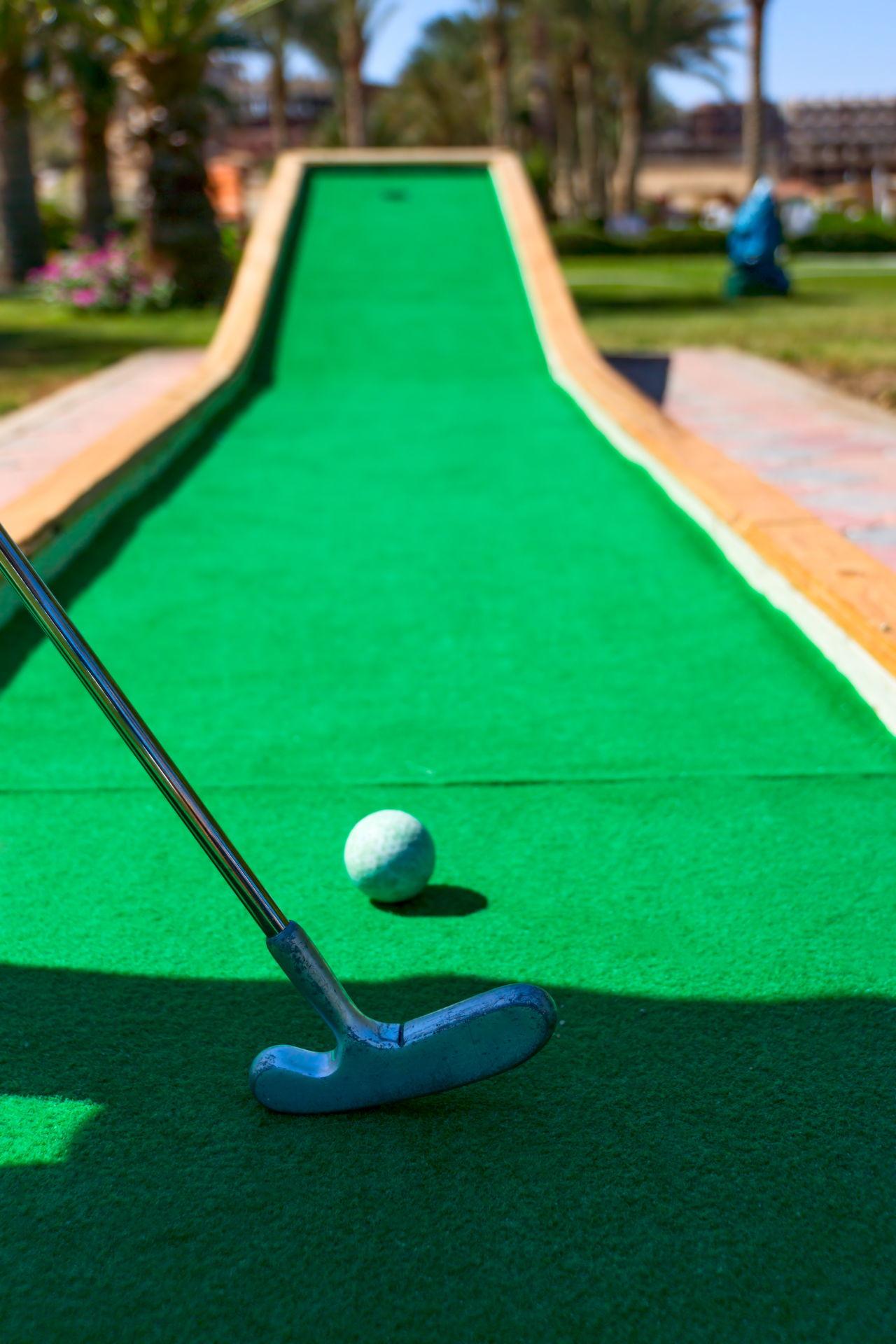 unique and entertaining golf tournament ideas