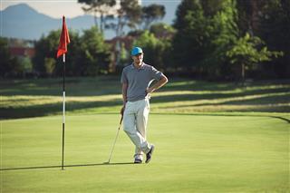 Content Golfer