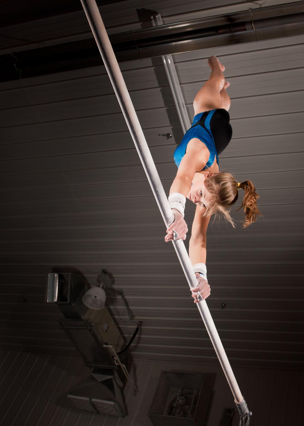 Mastering The Kip In Gymnastics