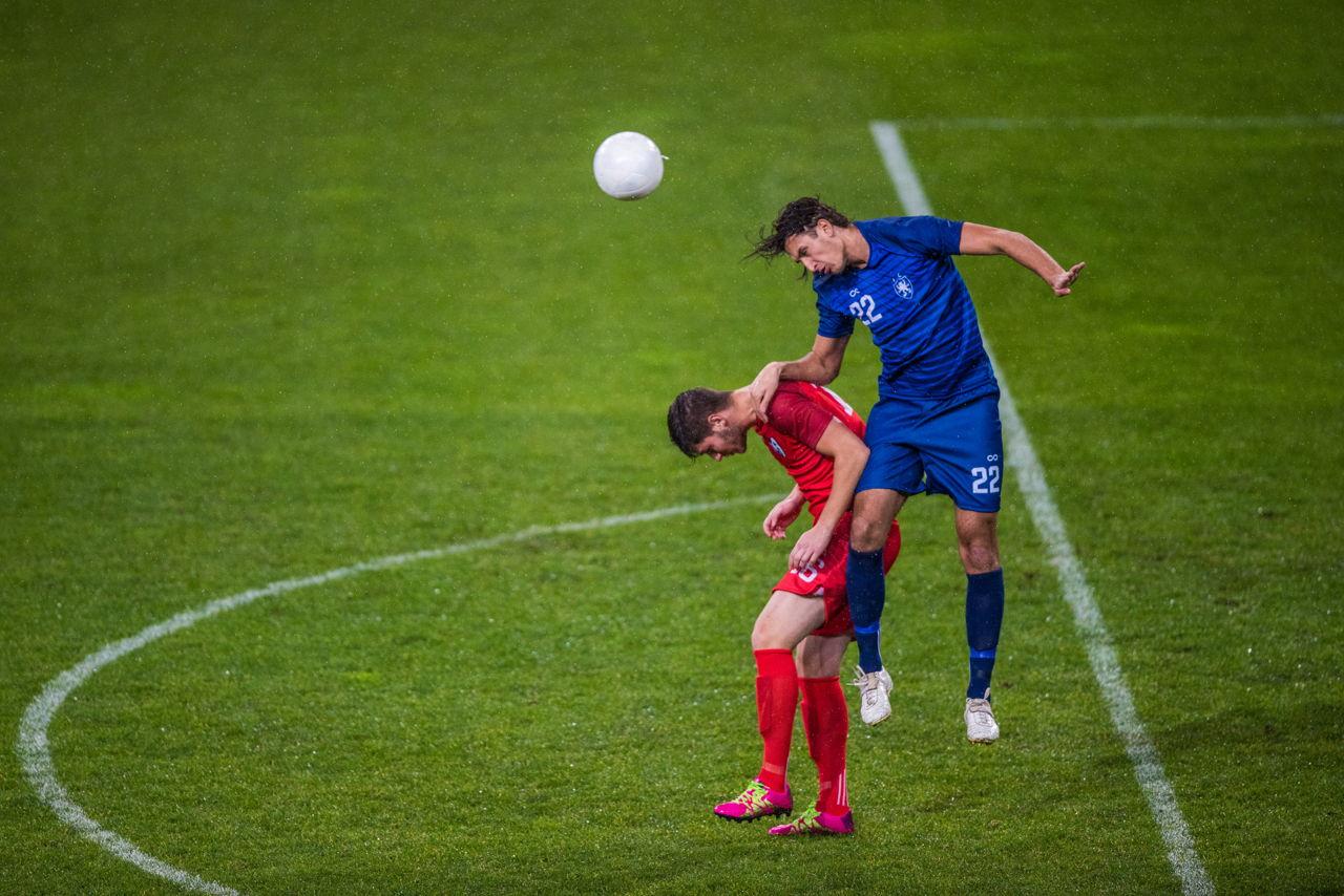 Is Heading in Soccer Dangerous?