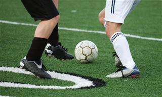 Soccer Faceoff