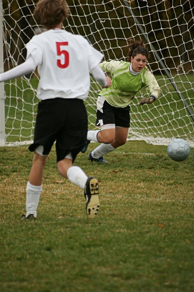 Goalie Pre Save